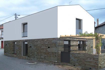 Projeto 3D para Casa em Picote